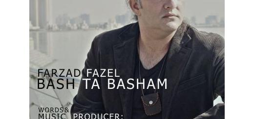 دانلود آهنگ جدید فرزاد فاضل بنام باش تا باشم