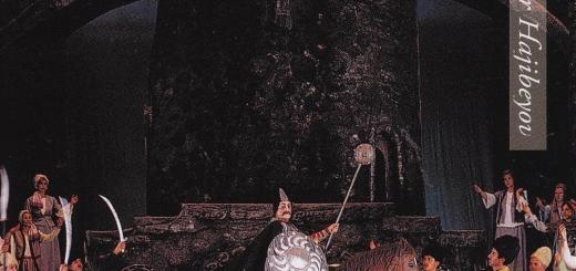 اپرای کوراغلو – ساختهی اوزیر حاجیبیگف به رهبری نیازی تقیراده ۱۷ خرداد ۱۳۹۵ اپرا / اوزیر حاجیبیگف / نیازی تقیراده اپرای کوراغلو - ساختهی اوزیر حاجیبیگف به رهبری نیازی تقیراده            اپرای کوراغلو – ساختهی اوزیر حاجیبیگف به رهبری نیازی تقیراده