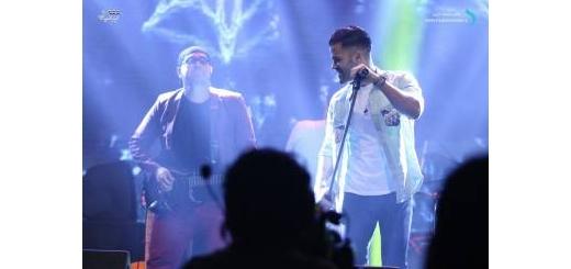 گزارش تصویری «موسیقی ایرانیان» از کنسرت پرشور «سیروان خسروی»