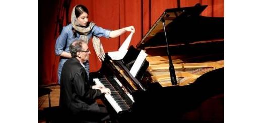 رسیتال پیانوی «فریدون ناصحی» برگزار میشود
