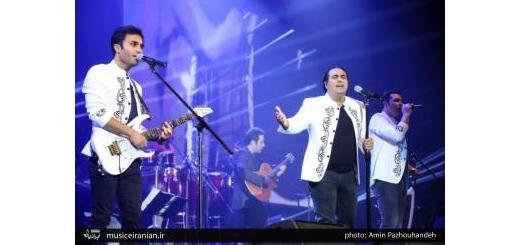 جشن تولد دو هزارنفری برای خواننده گروه سون!
