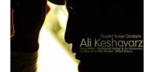دانلود آلبوم جدید و فوق العاده زیبای آهنگ تکی از علی کشاورز