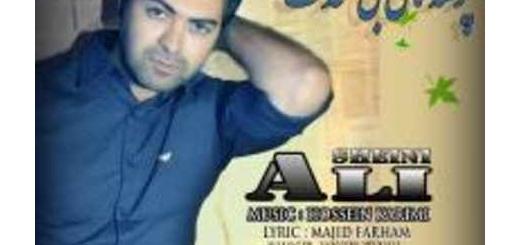 دانلود آلبوم جدید و فوق العاده زیبای پرسه های بی هدف از علی شینی