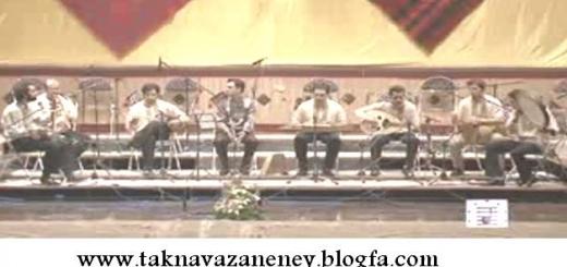 کلیپ تصویری آهنگ خه ور نی ری (کردی) - تکنوازی ساز نی : استاد محسن نهانی