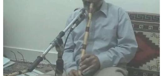 نی نوازی آقای تنگستانی از بوشهر