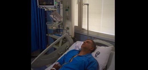 ایلیا منفرد در بیمارستان بستری شد