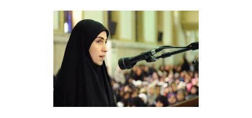 دختر عماد مغنیه از عوامل نماهنگ «ایستاده ایم» تشکر کرد