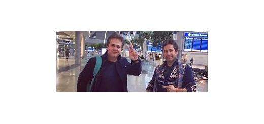 «خداحافظ تهران، سلام آلمان» «امیر تاجیک» به آلمان مهاجرت کرد؟ موسیقی ما - «امیر تاجیک» خواننده نسل اول موسیقی پاپ موسیقی پاپ، با درج پیامی در صفحه اینستاگرامش از از حضور در آلمان خبر داد.   این خواننده قدیمی و صاحبنام که فصل جدیدی از فعالیتهایش را همر
