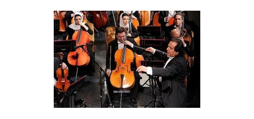 برای اولین بار در ایران سمفونی فانتاستیک برلیوز نواخته میشود اجرای «نینوا»ی علیزاده توسط ارکستر سمفونیک تهران