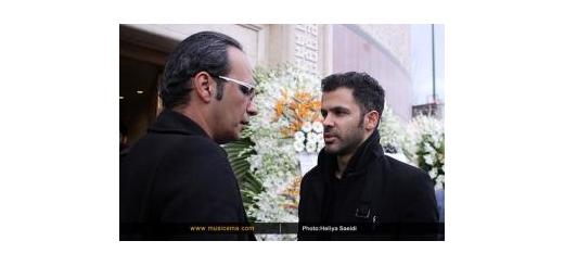 یکشنبه چهارم بهمن و در مسجد جامع شهرک غرب ستارههای موسیقی برای همدردی با «میلاد ترابی» گردهم آمدند