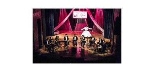 میثم مروستی خوانندگی کرد گروه مینیاتور در فرهنگسرای نیاوران روی صحنه رفت
