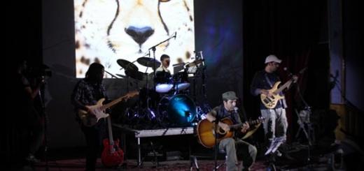 اولین گروه موسیقی ثبت شده حامی محیط زیست