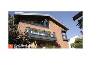 دانلود بررسی خانه فامیلی در تهران به صورت  پاورپوینت (نمونه مشابه مسکونی)