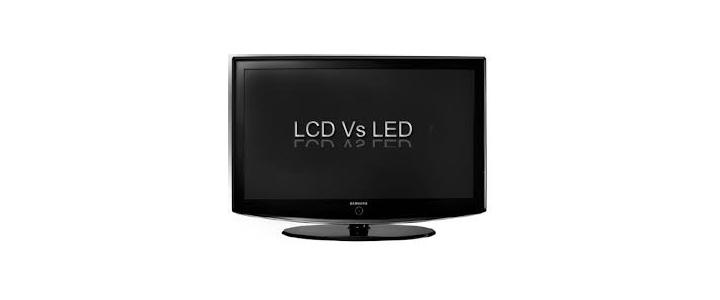 مقایسه نمایشگرهای LCD و LED