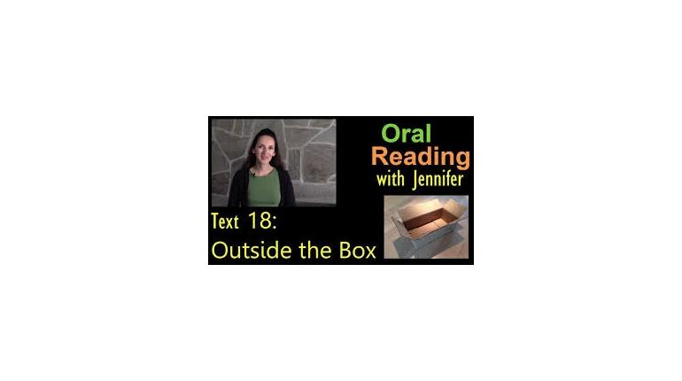 مجموعه ویدئویی Oral Reading Fluency با Jennifer ESL