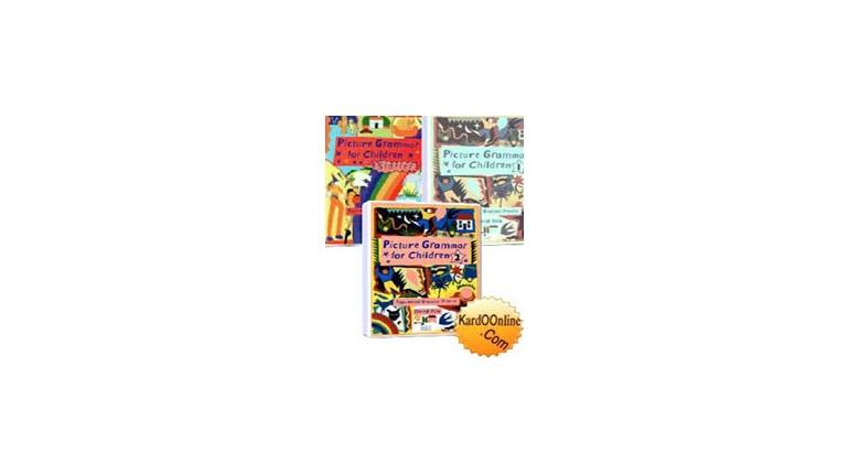 آموزش گرامر کودکان با Picture Grammar for Children Starter, 1 , 2