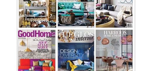 دانلود مجله دکوراسیون داخلی پاییزی خانه، حمام و دستشویی، گلخانه، پذیرایی، اتاق خواب