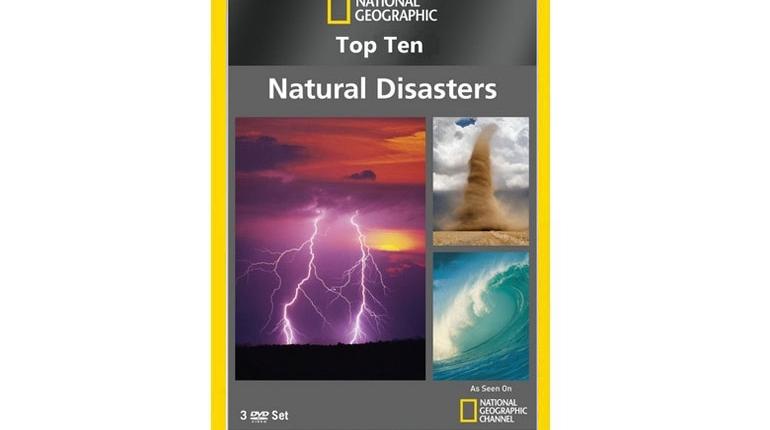 دانلود مستند ۱۰ فاجعه ی طبیعی Top Ten Natural Disasters 2014 + زبان اصل