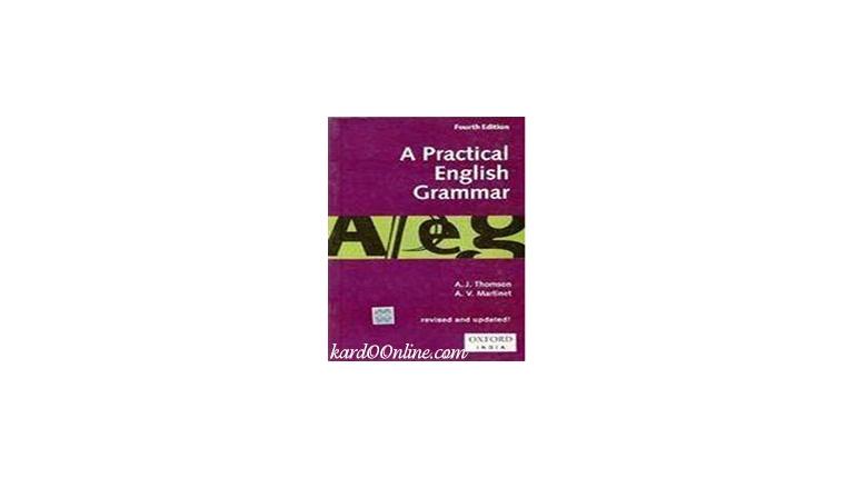 دانلود A Practical English Grammar 4th Edition