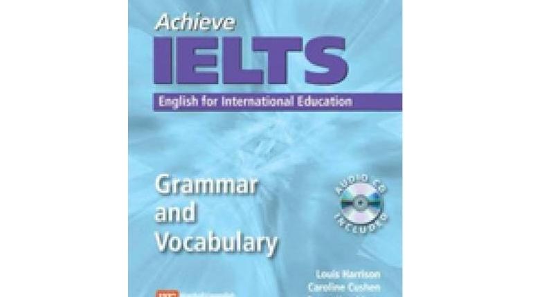 گرامر و لغات آیلتس Achieve IELTS Grammar and Vocabulary