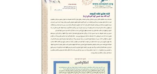 آموزش غیر حضوری فقه واحکام اسلامی شماره 13