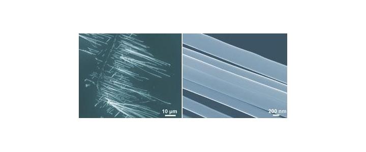تولید نانوسیم ها با ریخته گری