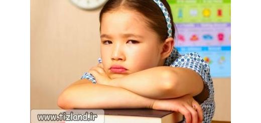 بد قولی والدین با روان کودک چه می کند