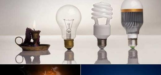 دانلود تصاویر استوک مفهومی از لامپ
