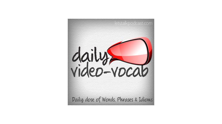 دانلود مجموعه تصویری آموزش لغات Daily Video Vocabulary