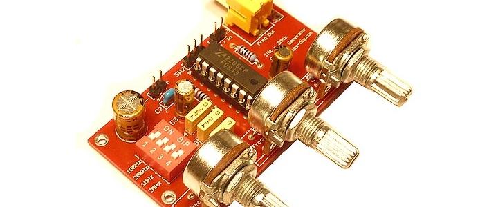 فانکشن ژنراتور 1Hz - 2MHz Function Generator