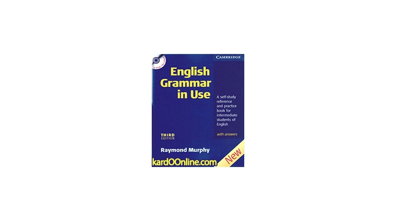 دانلود کتاب آموزش گرامر Grammar in Use Intermediate Third Edition