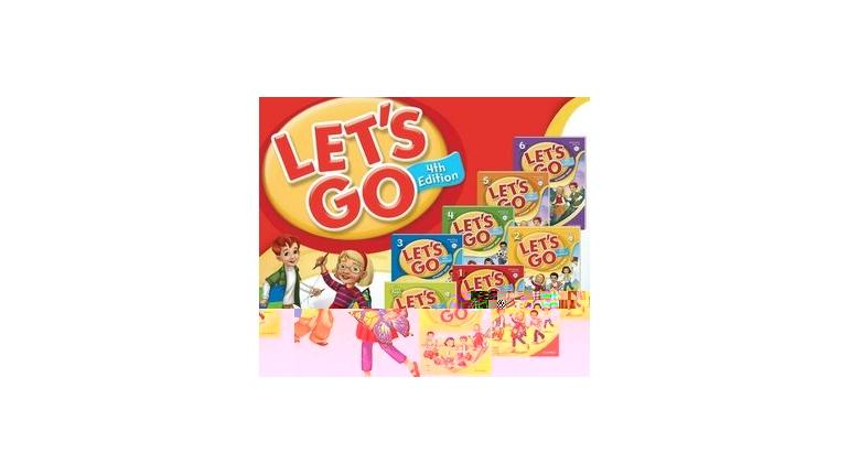 دانلود ویرایش چهارم کتاب های لتس گو Lets Go 4th Edition