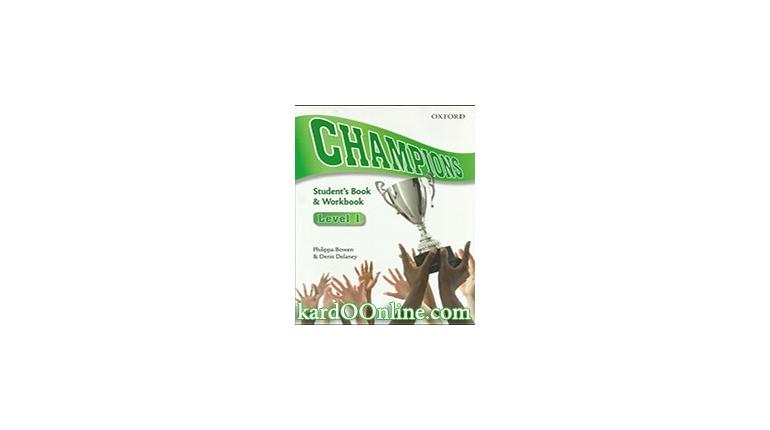دانلود مجموعه آموزش انگلیسی Champions 1