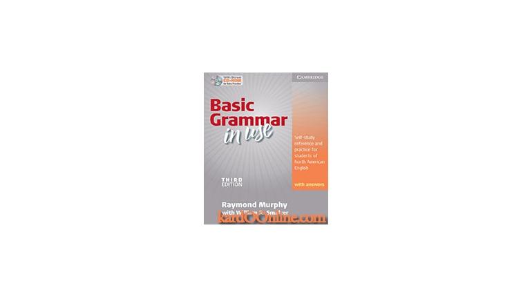 آموزش گرامر پایه انگلیسی با Basic Grammar in Use