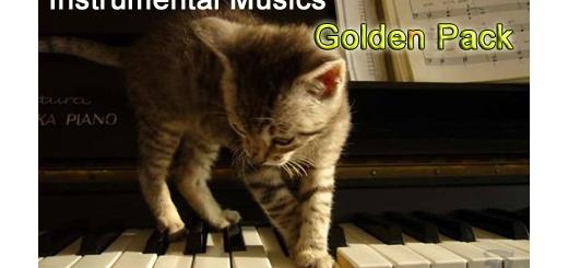بهترین های موسیقی بی کلام، مجموعه طلایی - Instrumental Musics Golden Pack