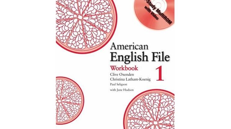 دانلود جواب تمرینات کتاب 1 American English File Workbook