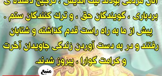 وصف شهداء / مجموعه نهج البلاغه و بصیرت / شماره 88