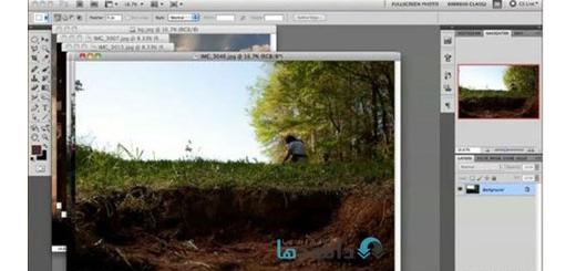 دانلود ویدئو آموزش ترکیب بندی رنگ ها در فتوشاپ