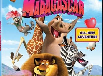 دانلودرایگان انیمیشن دیوانه بازی در ماداگاسکار Madly Madagascar 2013
