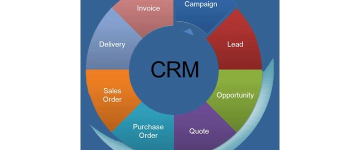 نرم افزار  پیشرو CRM