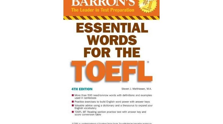 دانلود کتاب لغت های ضروری برای تافل