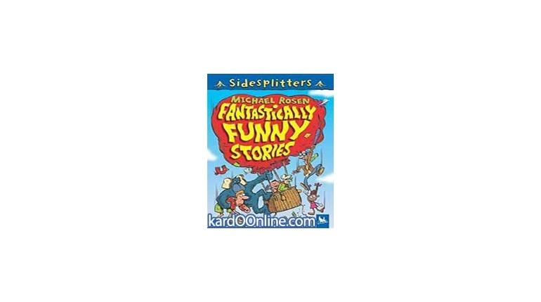 دانلود داستانهای خنده دار انگلیسی Fantastically Funny Stories