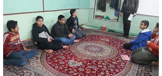 مسابقه پرسش و پاسخ 13 بهمن 93