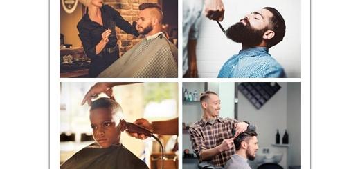 دانلود تصاویر با کیفیت آرایشگاه مردانه، سلمانی