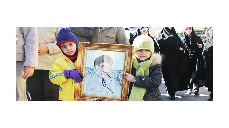 بیانیه کانون های فرهنگی هنری مساجد استان مرکزی به مناسبت22بهمن