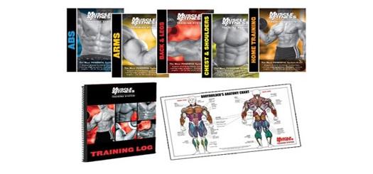 آموزش کامل بدنسازی توسط دکتر TOM DETERS + اسرار رونی کلمن