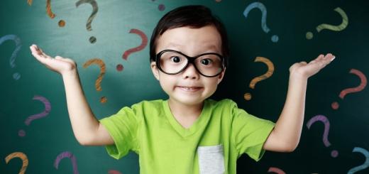 چگونه کودکانی پرسشگر تربیت کنم؟