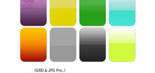 8 گرادینت ساده و زیبا - Simple Gradients