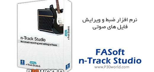 دانلود n-Track Studio 7.1 – نرم افزار آهنگ سازی و ساخت موسیقی