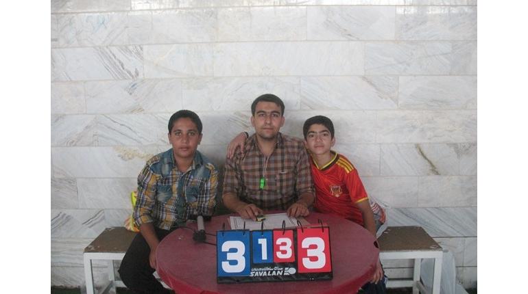 گزارش تصویری اولین روز برگزاری مسابقات فوتسال جام کانون های فرهنگی هنری مساجد